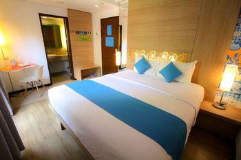 Baliez Hotel Seminyak Seminyak - Deluxe Room Only Regular Plan