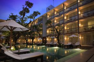 The Bene Hotel Bali - Aerial View