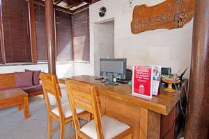 ZenRooms Jimbaran Jepun Bali - Resepsionis