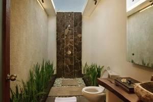 Samata Village, Gili Air Lombok - Kamar mandi