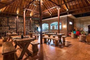 Samata Village Gili Air - Restorant 3
