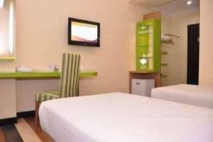 Hotel Pandanaran Semarang - Deluxe Twin Hijau