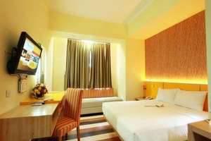 Hotel Pandanaran Semarang - Grand Deluxe Kuning