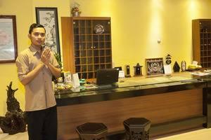 Hotel Catur Adi Putra Bali - Lobi/penerimaan