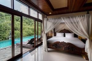 The Payogan Ubud - Vila valley pool 1 tempat tidur Rum