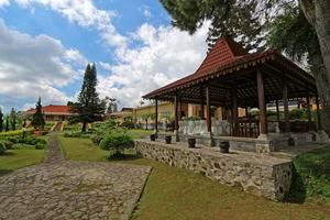 Hotel Indah Palace Tawangmangu - Joglo