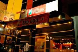 Hotel Menara Lexus Medan - Tampilan Luar Hotel