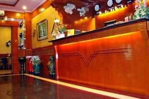 Hotel Menara Lexus Medan - Resepsionis