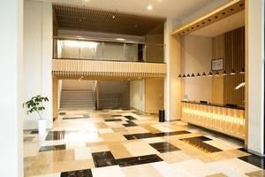 Lemo Hotel Tangerang - Lobby