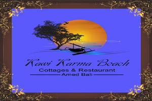 Kawi Karma Beach Cottages Amed - pemandangan