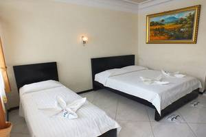 Hotel Delaga Biru Cipanas - Kamar Seruni