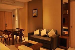 Emerald Pangandaran Hotel Pangandaran - Ruang tamu