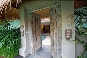 Blue Karma Hotel Bali - Gerbang Utama