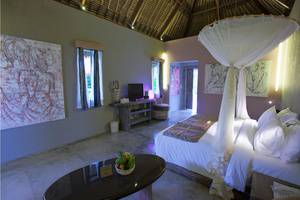 Blue Karma Hotel Bali - Kamar Tidur - Suite 1 Kamar