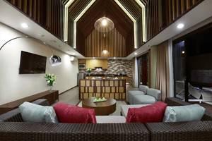 Aston Sentul Lake Resort & Conference Center Bogor - Vila memiliki ruang tamu
