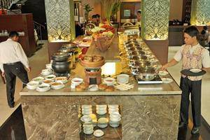 Swiss-Belhotel Palangkaraya - Hidangan prasmanan