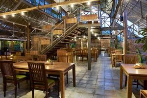 Desa Alamanis Cirebon - Lobby