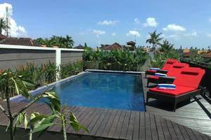 Svarna Hotel Sanur Bali - Kolam Renang