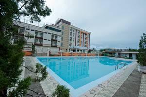 Hotel Derawan Indah Berau - Kolam Renang