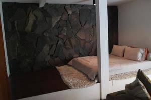 Modern Rustic & Unique Omega Villa Bandung - Kamar