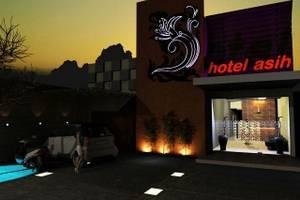 Hotel Asih  Yogyakarta - Tampilan Luar