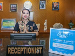 Airy Yos Sudarso 1145 Lubuklinggau - Receptionist