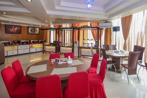 Airy Yos Sudarso 1145 Lubuklinggau - Restaurant