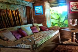 The Ermaja's Pavilion Boutique Hotel & Villas Pangandaran - Ruang tamu