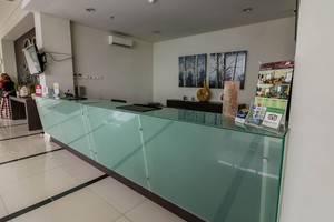 NIDA Rooms Bogor Jalan Padjadjaran Raya Bogor - Resepsionis