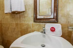NIDA Rooms Sudirman 255 Pekanbaru Pekanbaru - Kamar mandi