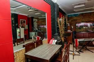 NIDA Rooms Sudirman 255 Pekanbaru Pekanbaru - Restoran