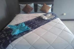 Ridho Malik Hotel Lombok - Standard Double Room