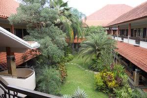 Hotel Panorama Jember - Taman