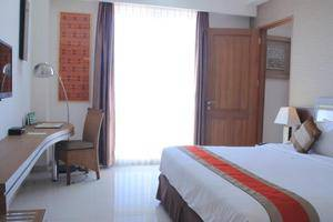 Hotel On The Rock Kupang - room