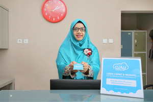 Airy Syariah Medan Sunggal Sei Kapuas 6 - Reception