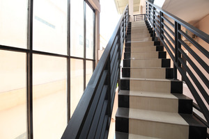 Airy Syariah Medan Sunggal Sei Kapuas 6 - Stairs