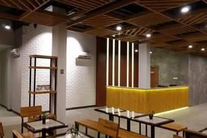 The Kno Hotel Medan - Resepsionis