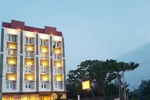 The Kno Hotel Medan - Tampilan Luar Hotel