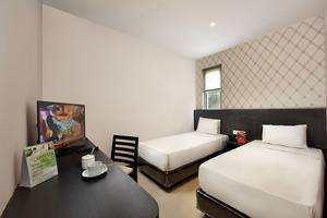 The KNO Hotel Kualanamu - Bussiness Twin Room