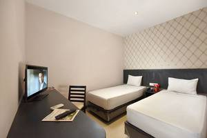 The Kno Hotel Medan - Economy Twin Room