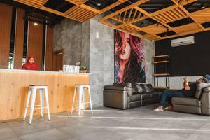 The KNO Hotel Kualanamu - AREA LOBI