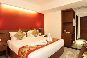 ZenRooms Seminyak Pangkung Sari - Tampak Tempat Tidur Double