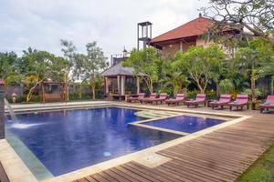 Grand Jimbaran Boutique Hotel & Spa Bali - Kolam Renang
