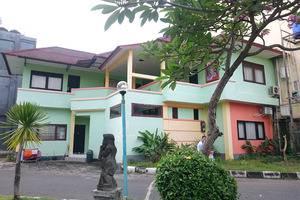 Sapta Petala Hotel Bali - Denah bangunan