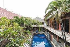 RedDoorz @Sanur Bali - Kolam Renang