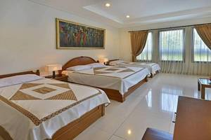 Hotel Riau Bandung - Kamar tamu