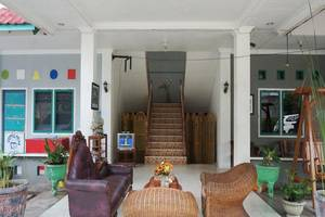 eSBe Hotel Belitung - Ruang tamu