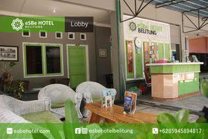 eSBe Hotel Belitung - Lobby