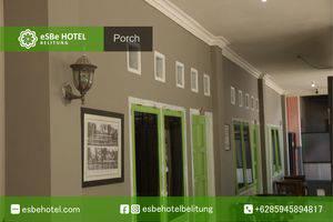 eSBe Hotel Belitung - corridor