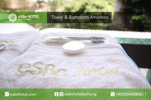 eSBe Hotel Belitung - Amenities